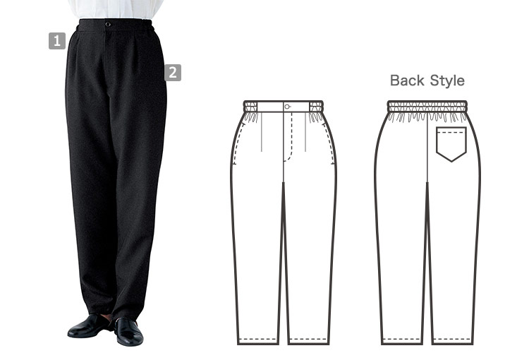 和風パンツの商品詳細