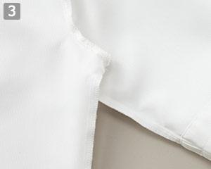 ショップコート/スタンドカラー(33-ET7730)の商品詳細「脇臭対策デオドランテープ」