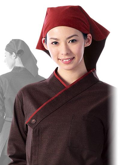 リバーシブルバンダナ帽(33-JA5273,33-JA5274)の魅力