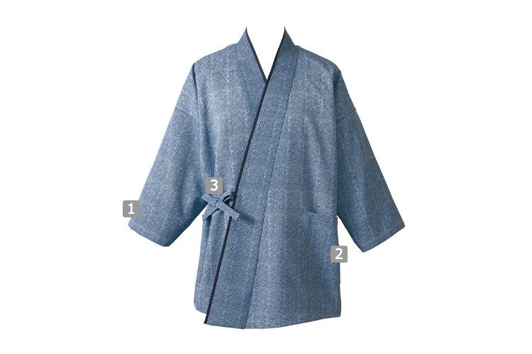 茶衣着/着物(33-JT6760)の商品詳細