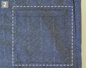 茶衣着/着物(33-JT6760)の商品詳細「大きめの外ポケット」