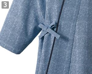茶衣着/着物(33-JT6760)の商品詳細「工夫された袖下」