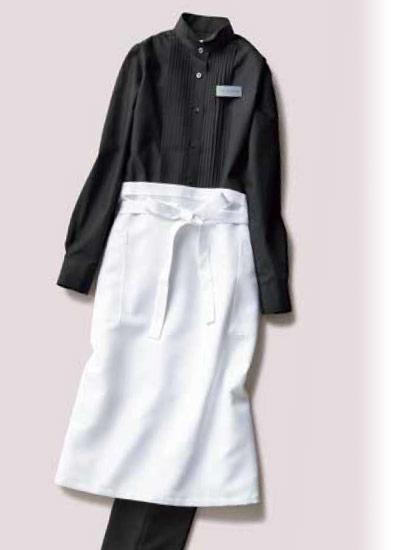 シワ・汚れに強い!上品なピンタックウィングカラーシャツ(34-FB4040L)のここがすごい!
