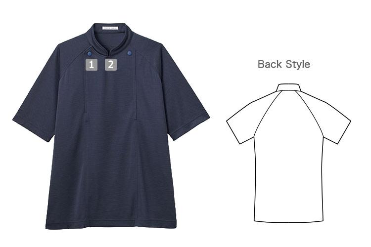 ニットコックシャツ(34-FB4550U)の仕様詳細