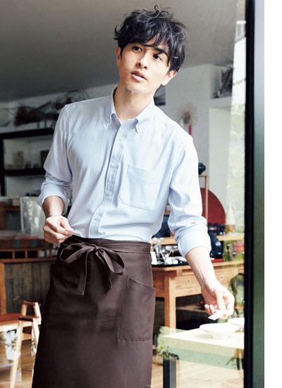 男性用長袖ニットシャツの特徴(34-fb5038m)