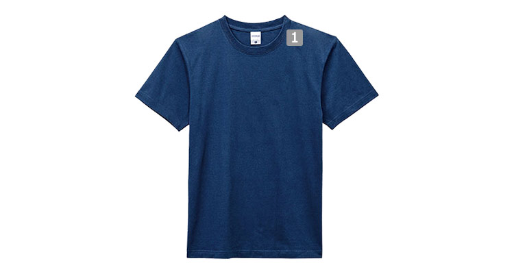 カラーバリエーション豊富なヘビーウェイトTシャツの商品詳細(34-ms1148)