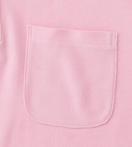 小物を入れられる便利な左胸ポケット(34-ms3116)