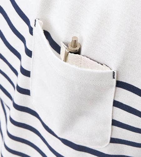 左胸ポケット(34-TB4003L)