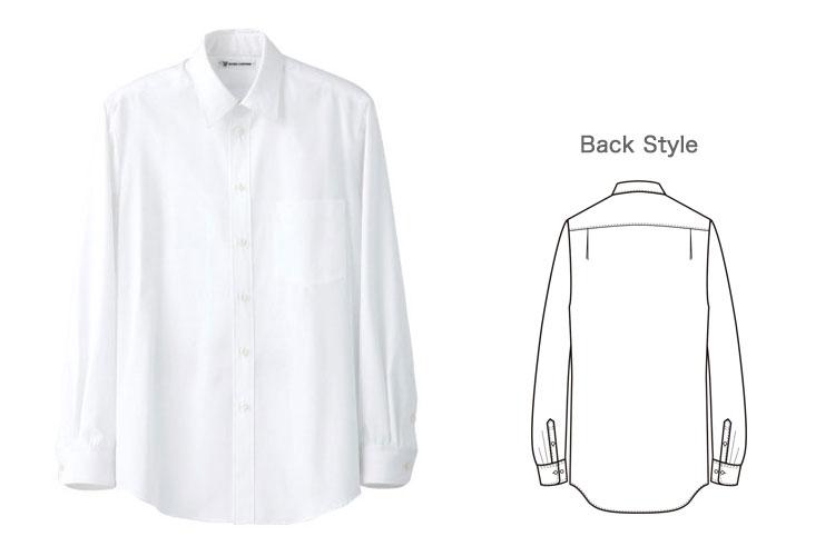 長袖シャツ(35-CH4416)のおすすめポイント