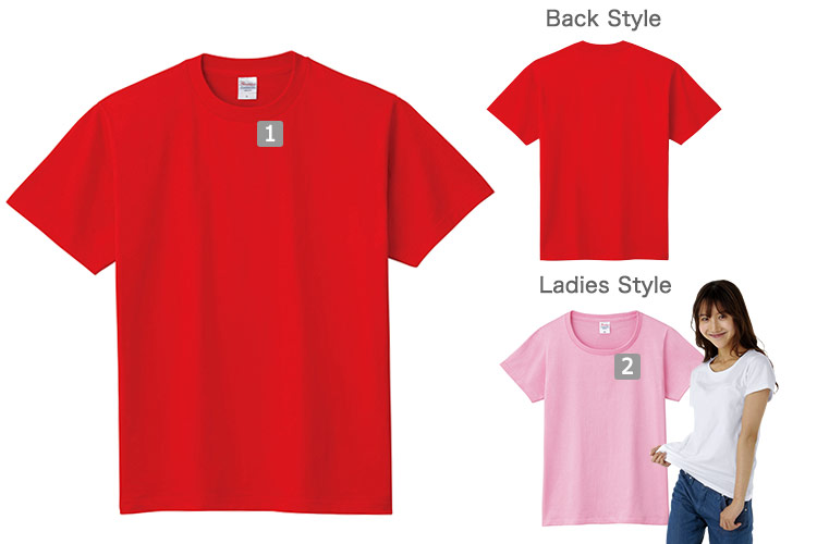 ヘビーウェイトTシャツ(41-00085CVT)の商品詳細