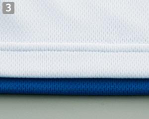 ドライレイヤードポロシャツ(41-00339AYP)の商品詳細「裾配色」