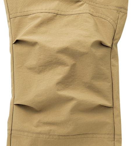 膝タックのイメージ図
