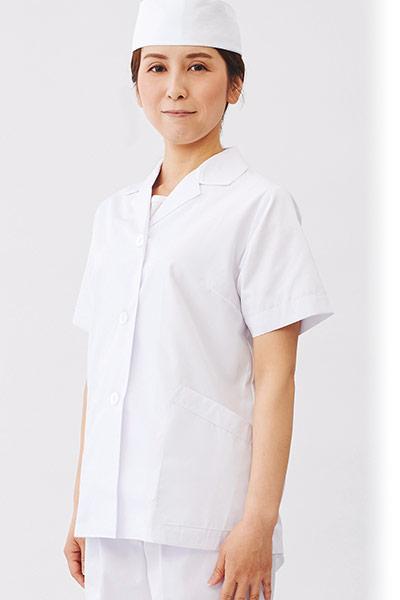 白衣/半袖(71-1-002)のおすすめポイント