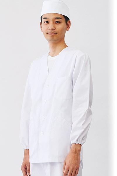 白衣/長袖(71-1-611)のおすすめポイント