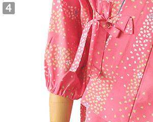 茶羽織�袖口ゴム