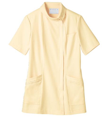 ストレッチカシミヤ素材のレディースジャケット