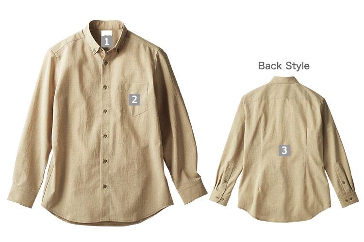 オニベジシャツ(71-OV2501)のおすすめポイント