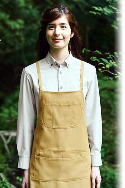オニベジシリーズの長袖シャツ(71-OV2501)のポイント