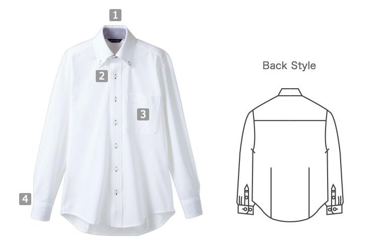 ニットシャツ(71-ZK2711)のおすすめポイント