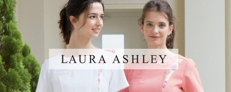 ローラ アシュレイの華やかなポロシャツ