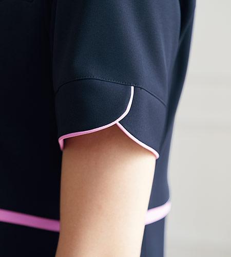 袖口�のイメージ図