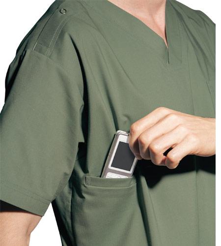 機能的な携帯電話ポケット