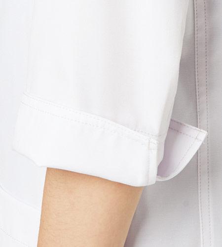 機能的なPHSポケットと肩ループのイメージ図
