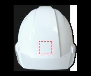 ヘルメットプリント