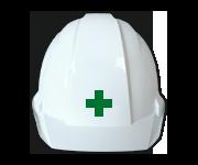 ヘルメット安全マーク