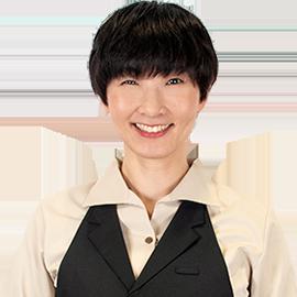 フードユニフォーム店長佐野