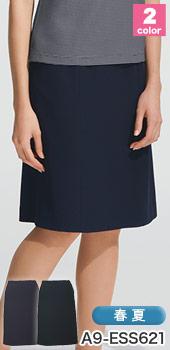 セミタイトスカート(a9-ESS621)