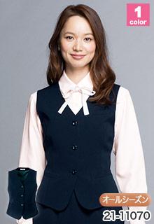 EN JOIE(アンジョア)の事務服 21-11070