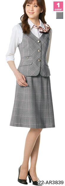 ALPHAPIER(アルファピア)の事務服 スカート 22-ar3839