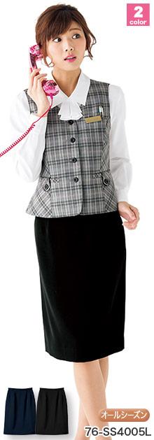 FOLK(フォーク/NUOVO)の事務服スカート 76-SS4005L
