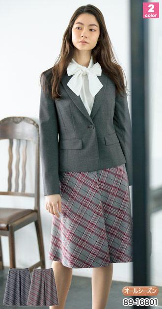 SELERY(セロリー)の事務服スカート 89-16801