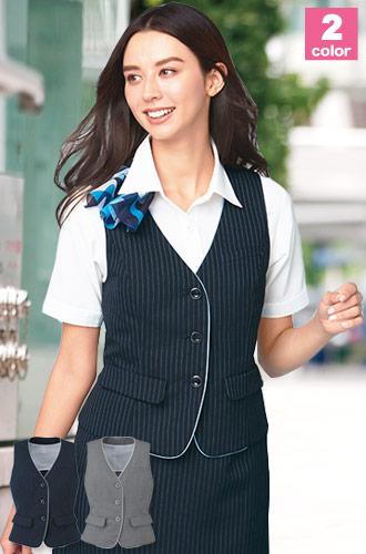 カーシーカシマ(enjoy)の事務服 A9-ESV455
