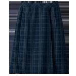 新作事務服 PATRICK COX Aラインスカート[チェック](89-16901)