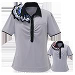 クールビズ事務服 ポロシャツ(A9-ESP453)
