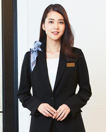 カーシーカシマ(enjoy)の事務服  A9-ESJ701