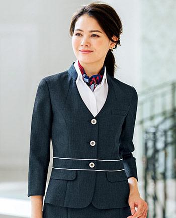 ショールーム・レセプション制服