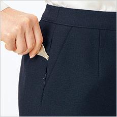 タイトスカート 22-YT3916 シークレットポケット