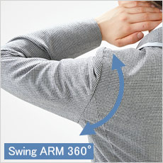 Swing ARM 360°