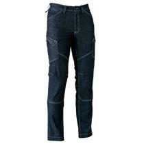 まるでジーパンのようなカジュアルさ。おしゃれに穿ける作業ズボン。TS DESIGN5114