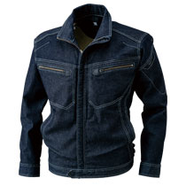 ストレッチデニムがかっこいい長袖ジャケット。TS DESIGN5116