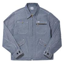 アメリカンでかっこいい。ボンマックス Lee 長袖ジャケットLWB03001