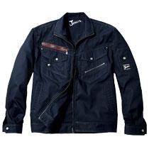 ヨーロピアンテイストのおしゃれなデザインの長袖ジャケット56000