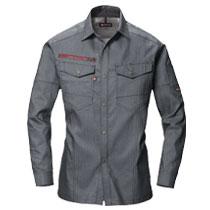 オールシーズン対応のずっと動きやすいシャツ。バートル7045