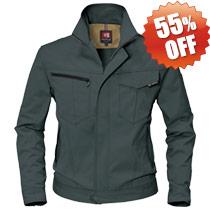 バートルの長袖ジャケット 6081