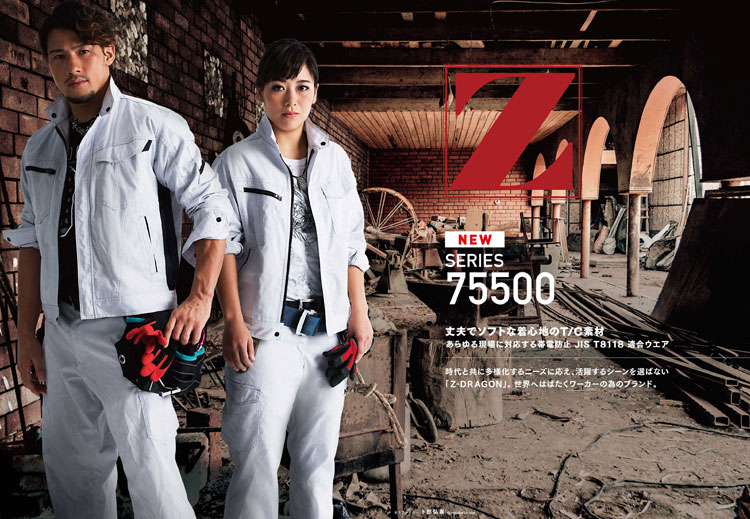Z-DRAGON 75500シリーズ