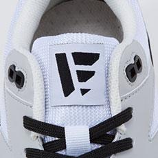自重堂安全靴 s1181 ベロ部分にブランドネーム